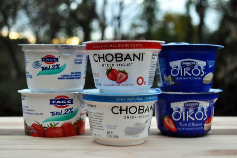 Lait, yaourt