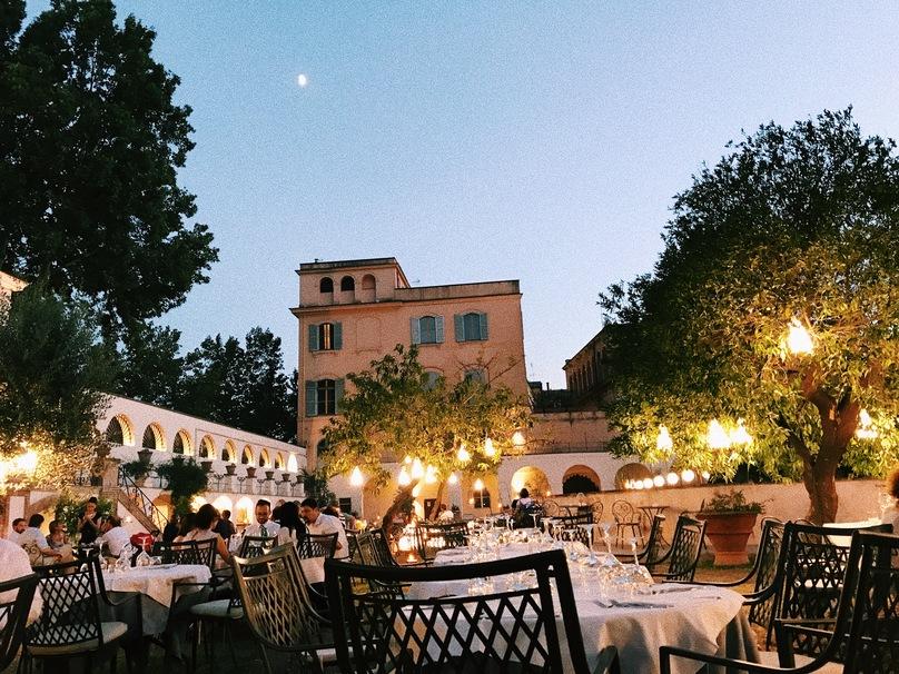 The Hidden Restaurant Gem in Rome Italy Borgo Ripa