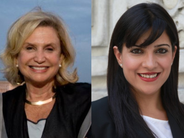 Congresswoman Carolyn Maloney Rallies Support After Rival Announcer Run for Her Seat