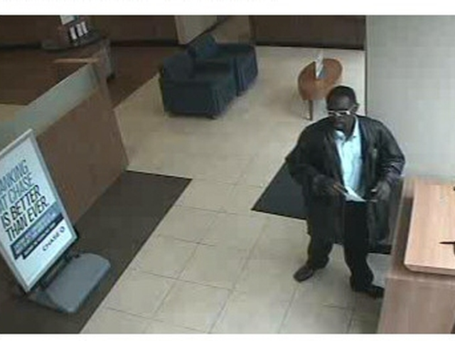 Police Looking for Harlem Bank Robbery Suspect