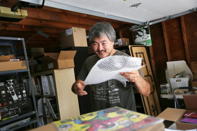 Asian Man Records still rocking in South Bay garage after almost 25 years |  Datebook