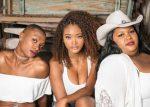 sur YT:  Chapel Hart, trio country féminin noir, brise les barrières  infos