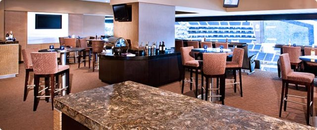 Indiana Pacers Suite Image