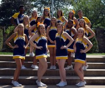 Lycoming College - 2017-18 Cheerleading Roster