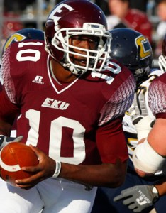 Eastern kentucky university athletics also   pryor football rh ekusports