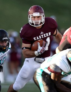 Eastern kentucky university athletics also caleb watkins football rh ekusports
