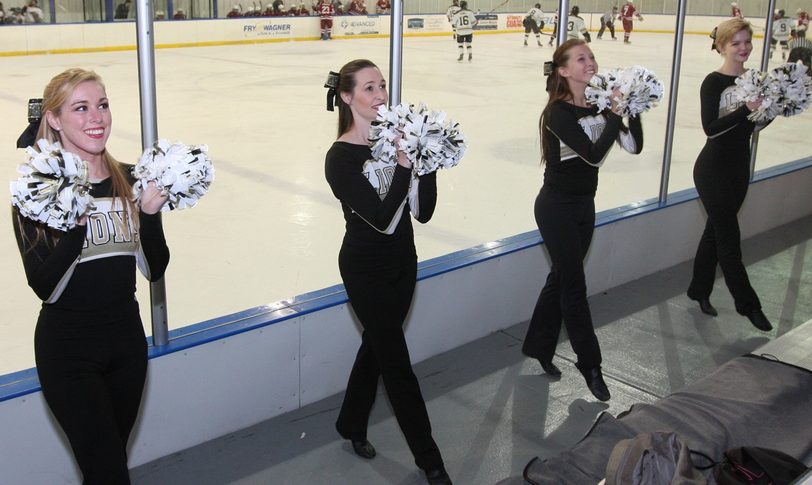 Duchesne High School Ice Hockey Additional Members Added To 2015 16 Ice Hockey Cheer Squad