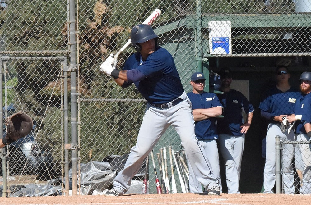 Ruben Gonzalez  Baseball  CSU Monterey Bay Athletics