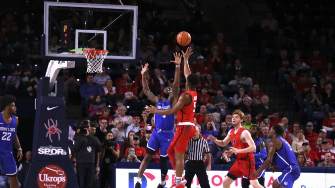 Image result for Richmond Spiders vs Saint Louis Billikens College Basketball Live