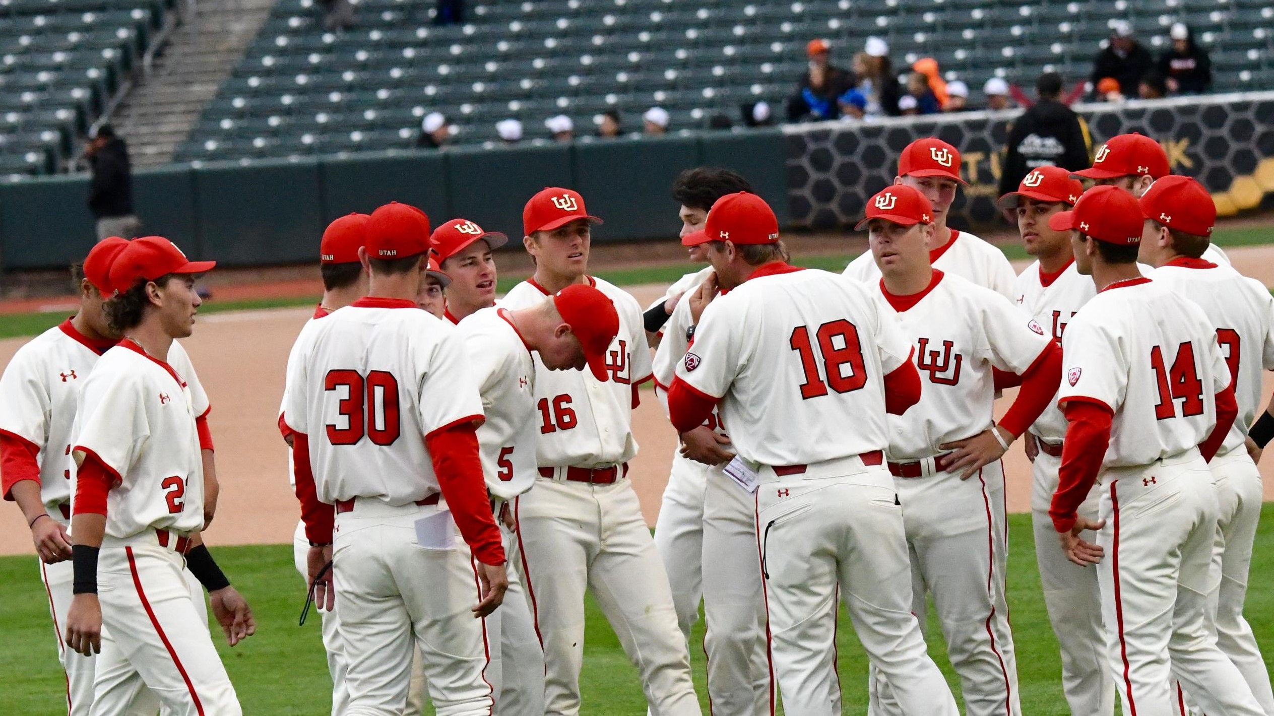 Utah Baseball Signs Seven To National Letter Of Intent
