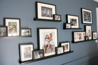 25 Unique Ways To Display Photos Around The House - Simplemost