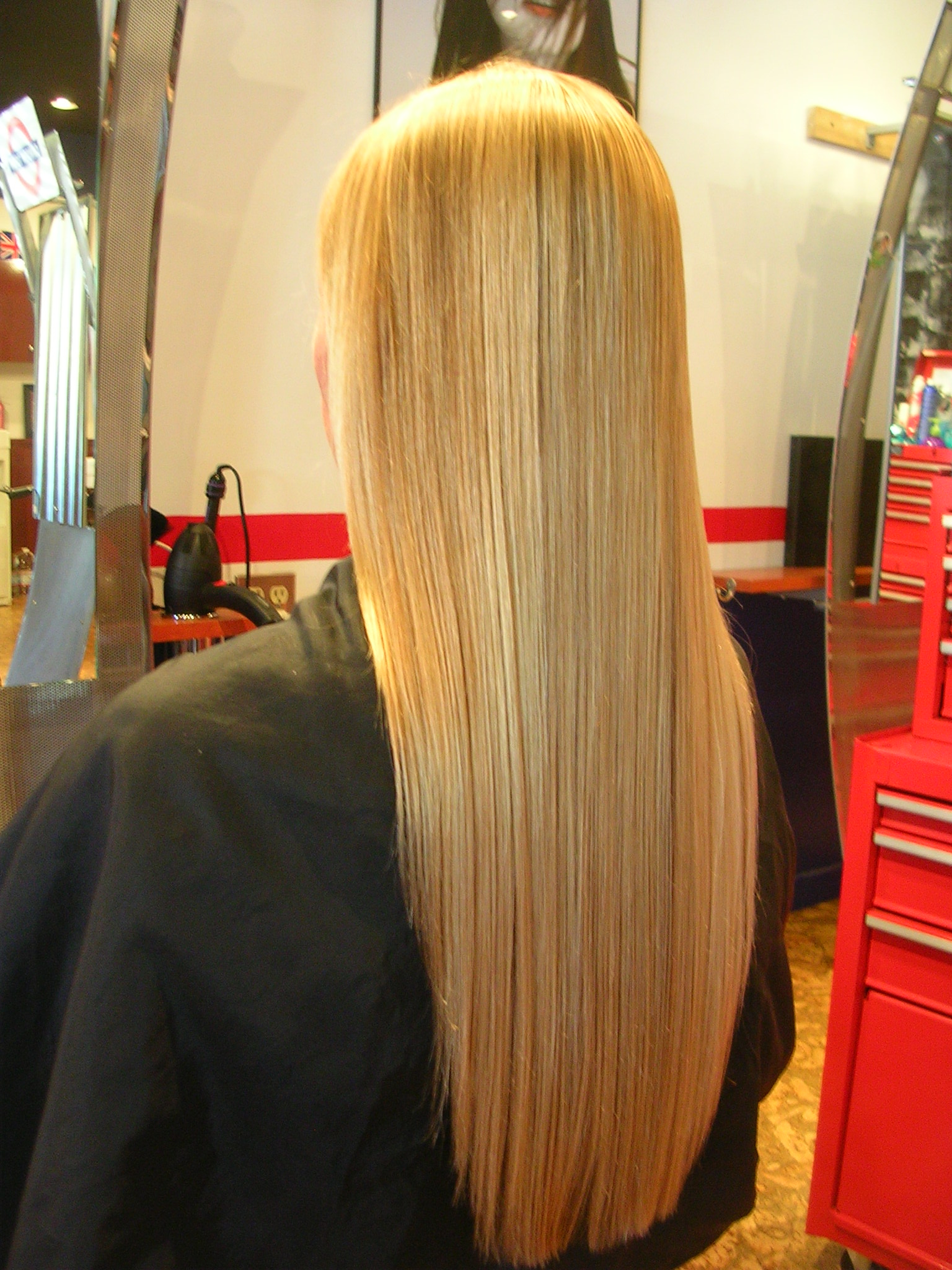 Santa Barbara Long Hair Styles Underground Hair Artists