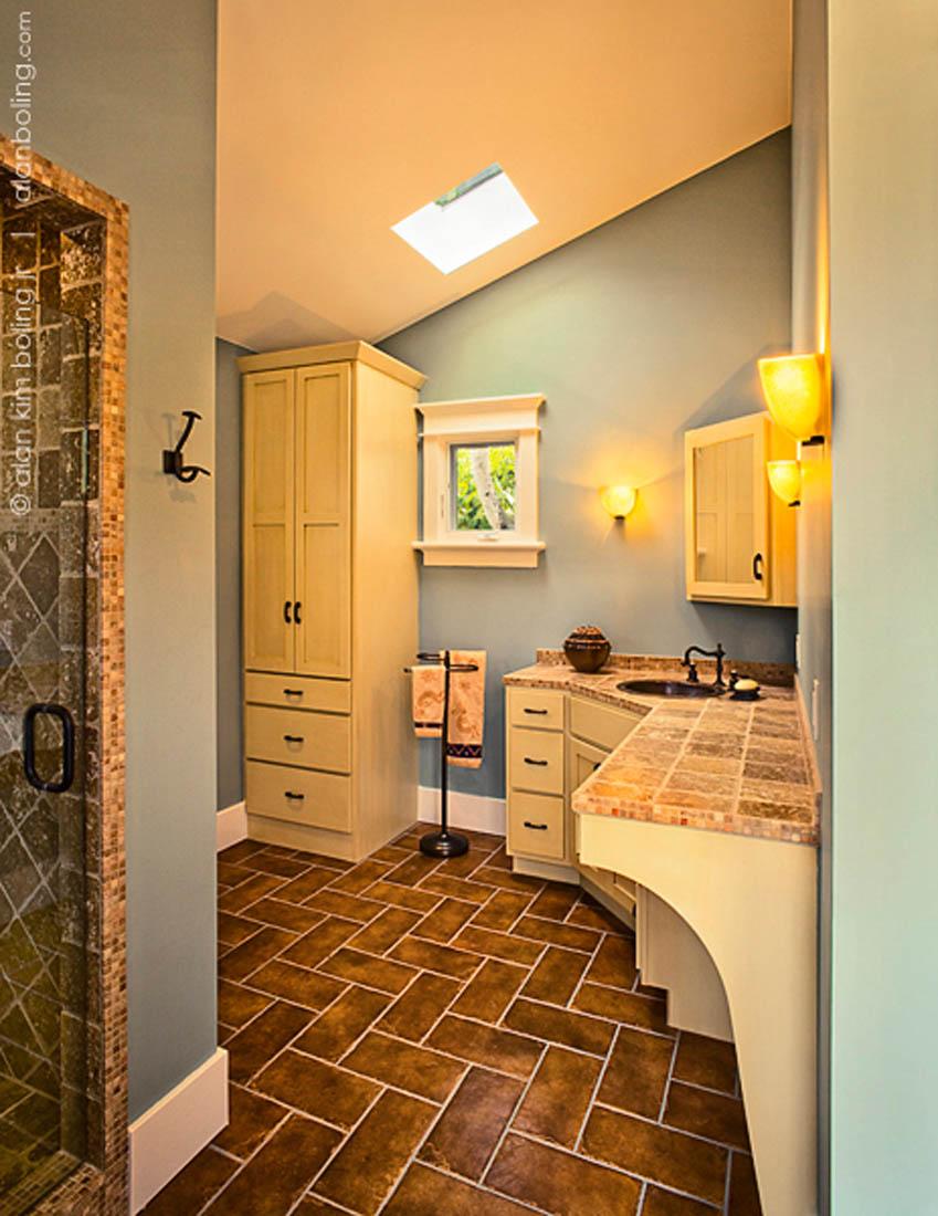 Santa Barbara Bathroom Remodel  Hahka Kitchens Goleta