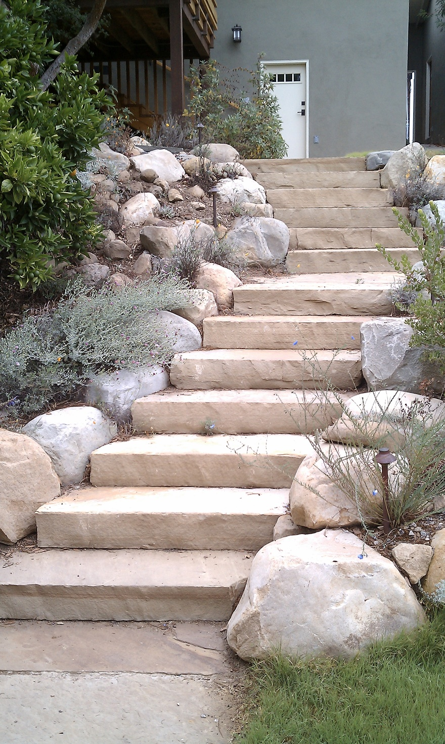 Flagstone - Wilson Environmental Contracting
