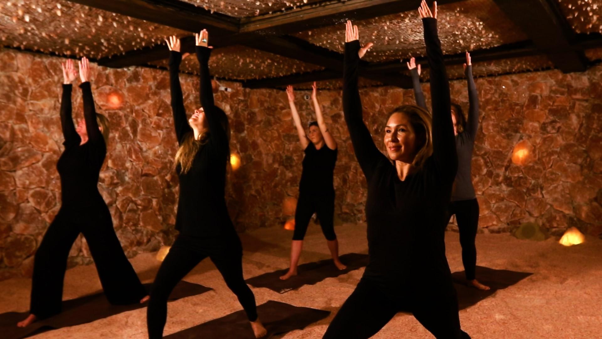 Home - Salt Cave Santa Barbara Yoga And Spa