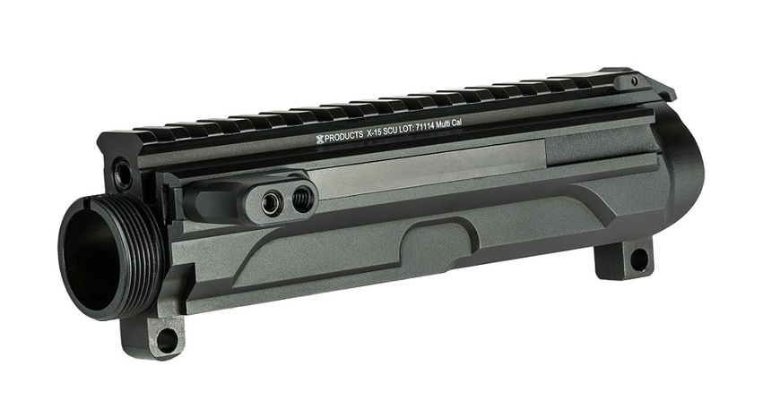 15 scu side charging ar upper x products