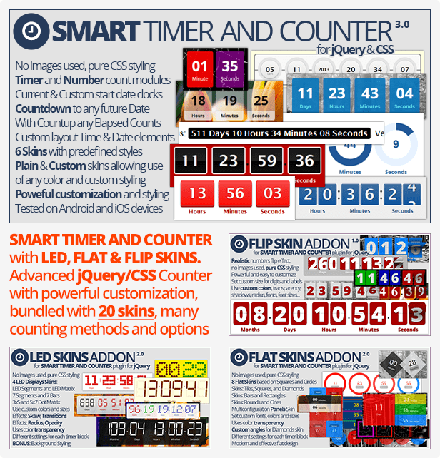 Smart Timer And Counter Bundle