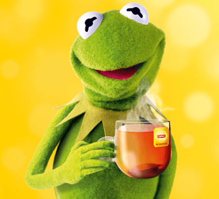 Image result for kermit the frog ad