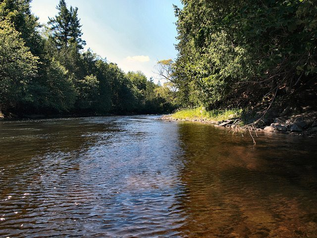 A River, a Volleyball, and Secular Spirituality