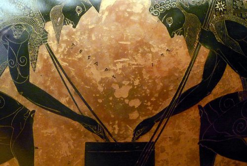 Roots of SN, Part 7: Was Archaic Greece Naturalistic?