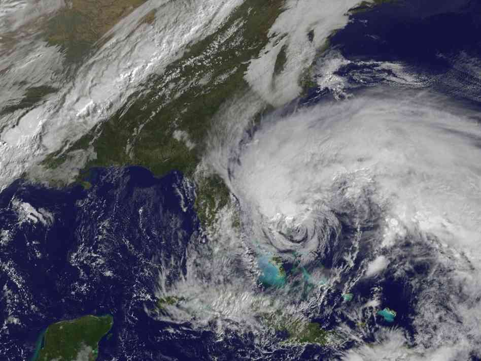 Hurricane Sandy: A Spiritual Naturalist take on tragedy