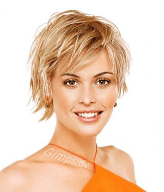 Women's Hairstyles - Short Shag