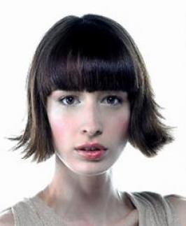 Women's Hairstyles - Pageboy Bob