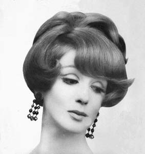 1960's Hairstyles - Curls of Paris