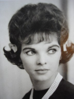 1960's Hairstyles - Flick-Ups