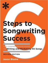 Jason Blume - 6 Steps to Songwriting Success cover