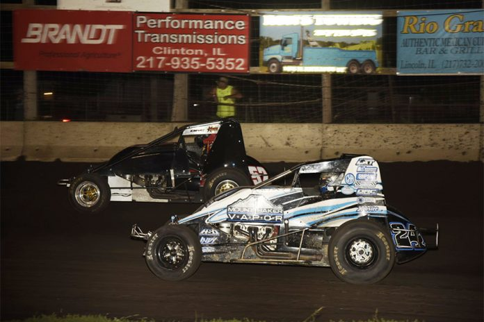 POWRi Sets War Sprint Car Schedules  SPEED SPORT