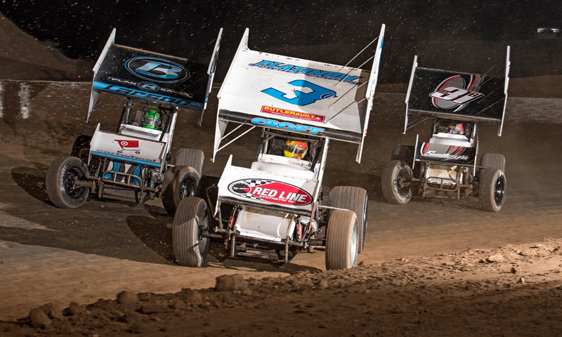 PHOTOS Winter Heat Sprint Car Showdown  SPEED SPORT