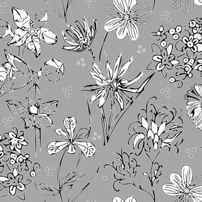liluna's shop on Spoonflower: fabric, wallpaper and gift wrap
