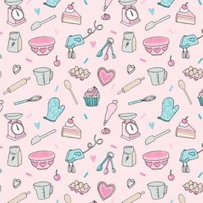 baking fabric wallpaper home