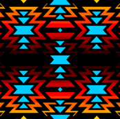native american fabric, wallpaper & gift wrap - Spoonflower