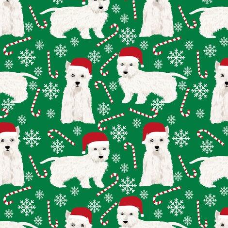 Fall Dog Wallpaper Westie Christmas Fabric West Highland Terrier Fabrics Cute