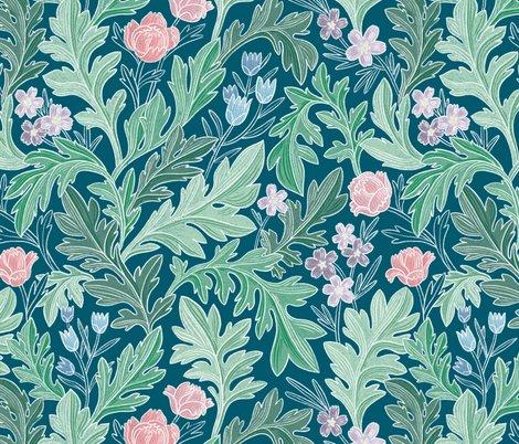 Fall Patterns Wallpaper Victorian Vintage Floral Pattern Wallpaper Stolenpencil