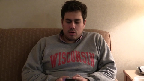 A Wisconsin Football Guy's Guy