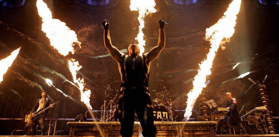 Rammstein Tour Dates & Concert Tickets