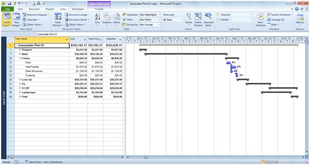 Learn How To Export Microsoft Project Data To Microsoft Excel