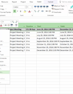 How to create recurring tasks in project also setup your using simon sez it rh simonsezit
