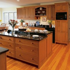 Kitchen Cabinet Images 2 Handle Faucet 10 Cabin Styles Traditional Crownpoint 2268 2018 04 39