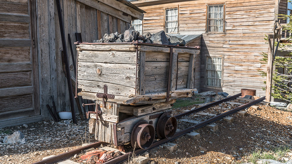 This Old Mining Ghost Town Is For Sale