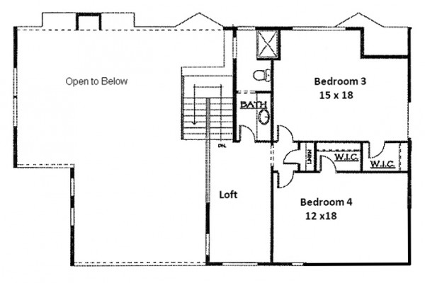 Beechwood Home Plan by Holland Log & Cedar Homes