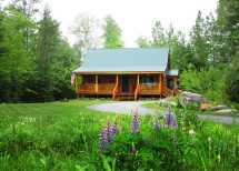 Woodland Coventry Log Homes Floor Plans