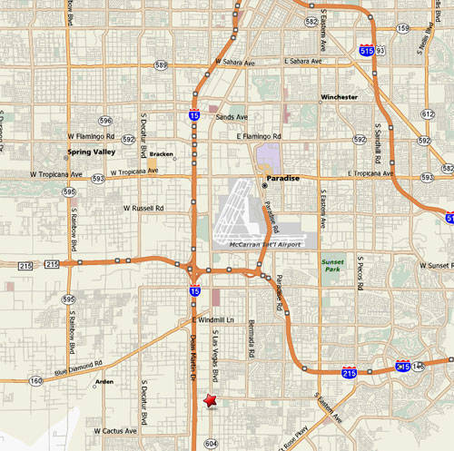 Maps And Directions The Arabian Breeders World Cup