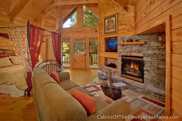 Cabins In Gatlinburg And Pigeon Forge