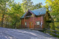 2 Bedroom Cabins in Pigeon Forge TN