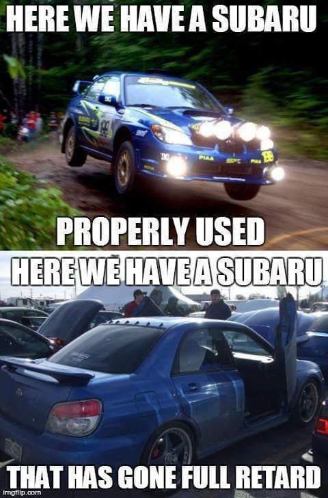 Nice Car Bad Ricer