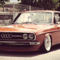Here s an audi 100 c1 because of my 100 ct points euro